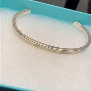 Tiffany&Co cuff sterling silver bracelet